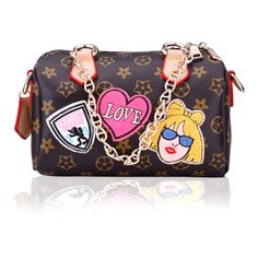 For some ladies, getting an authentic designer bag is not really something to dash straight into. As these hand bags can be so high priced, women usually agonize over their choices prior to making an actual handbag acquisition. Lovely bag types for women. Cute Handbags, New Handbags, Beautiful Handbags, Fashion Handbags, Fashion Bags, Womens Fashion, Bags Online Shopping, Shopping Bag, Best Bags