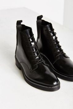 Luke Lace-Up Boot - Urban Outfitters