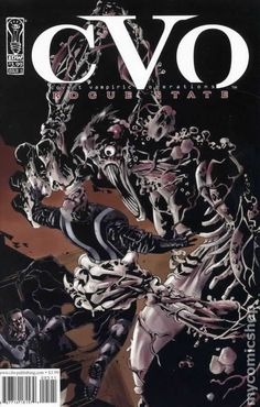 CVO Covert Vampiric Operations Rogue State (2004) 5