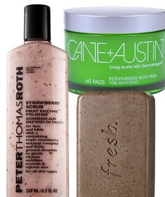 5 Exfoliators You Need This Winter from InStyle.com
