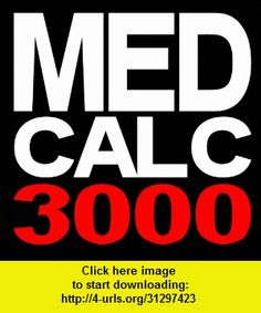 MedCalc 3000 Complete Edition for iPad, iphone, ipad, ipod touch, itouch, itunes, appstore, torrent, downloads, rapidshare, megaupload, fileserve