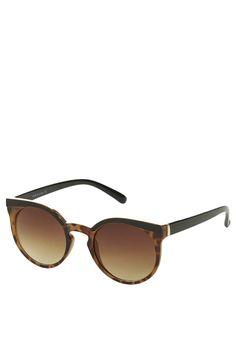 Lexi Round Sunglasses