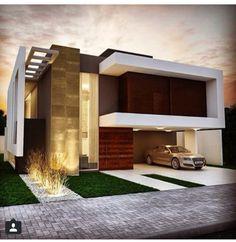 Top 10 Modern house designs – Modern Home Architecture Design, Facade Design, Residential Architecture, Contemporary Architecture, Exterior Design, Villa Design, Modern House Facades, Modern House Design, Facade House