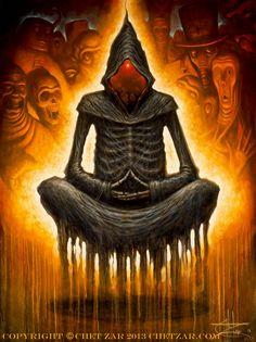 Between Mirrors | Chet Zar   Ego Death