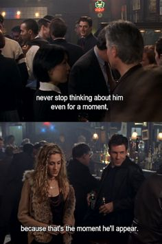 More wisdom from Carrie Bradshaw