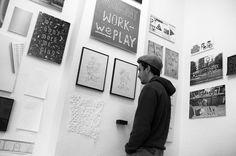 WE DON'T WORK – WE PLAY   Slanted - Typo Weblog und Magazin