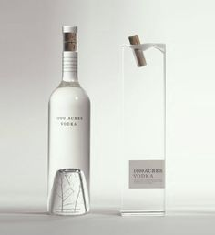 100 Acres Vodka.