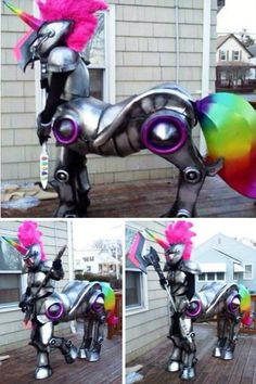 Awesome League of Legends Cosplay