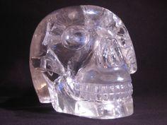 the Tibetan Crystal Skull