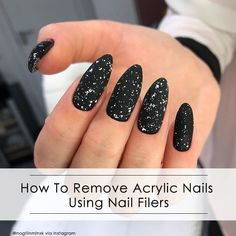 How to Remove Acrylic Nails At Home? – Safe & Easy Ways Take Off Acrylic Nails, Acrylic Nails At Home, Shellac Nails, Diy Nails, Best Beauty Tips, Beauty Hacks, Remove Acrylics, Simple Nail Designs, Nail Tutorials
