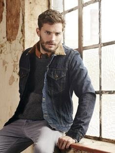 JAMIE DORNAN FOR SUNDAY TIMES STYLE | Fashion Vertigo