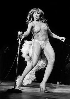 Tina Turner Those Legs
