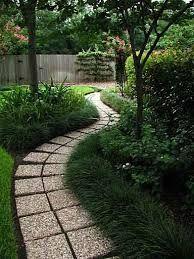 camino entrada de casa con jardin - Buscar con Google