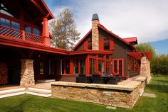 Craftsman Style Homes Design Ideas, Pictures, Remodel, and Decor - page 49