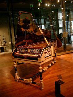 Musee de la Musique in Paris!