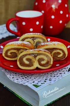 Poppy Cake, Hungarian Recipes, French Toast, Food And Drink, Sweets, Breakfast, Dios, Bakken, Morning Coffee