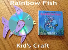 Such a fun use for old CDs & DVDs that you can't/won't use again.