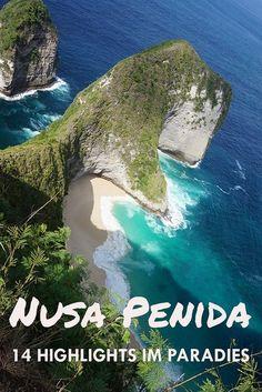 Nusa Penida, Bali Indonesien Tipps Sehenswürdigkeiten