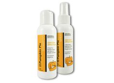 Limited Edition Holiday Fragrance Set!  2 - 4oz bottles (1 Shampoo and 1 Body Spray Set) A Soap-Free Shampoo and Body Spray Set Infused with Essence of Pumpkin Pie. These have very limited availability and typically sell out very quickly.