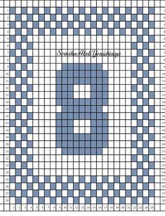 TUNUS İŞİ RAKAMLI BEBEK BATTANİYESİ YAPILIŞI TÜRKÇE VİDEOLU | Nazarca.com Bobble Stitch Crochet, C2c Crochet Blanket, Owl Blanket, Crochet Blanket Patterns, Baby Knitting Patterns, Stitch Patterns, Crochet Square Patterns, Crochet Motif, Crochet Yarn