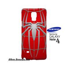 The Amazing Spiderman Logo Samsung Galaxy Note 4 Case