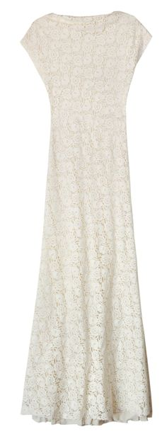 With Hearts In My Eyes Lace Bias Cut Gown