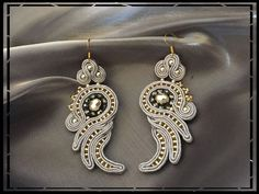 Laura soutache jewerly: