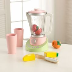 Uptown Pastel Smoothie Set