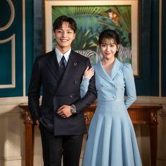 ManChan Couple😍😍😍❤️Perfect together ❤️❤️ . New Korean Drama, Korean Drama Movies, Korean Dramas, Korean Actresses, Korean Actors, Actors & Actresses, Kdrama, Korean Celebrities, Celebs