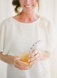 lavender honey cocktail