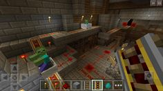 Redstone, Bunnies & Doors Make an Appearance in the Latest Pocket Edition Update! - http://gearcraft.us/redstone-bunnies-doors-make-an-appearance-in-the-latest-pocket-edition-update/
