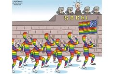 Team USA for Sochi