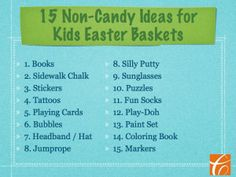 15 practical non candy easter basket ideas for kids basket ideas 15 non candy ideas for kids easter baskets negle Images