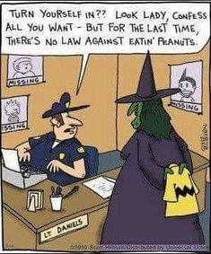 Humor, jokes, funny memes and other crazy stuff. Funny Cartoons, Funny Comics, Funny Jokes, Cartoon Humor, Hilarious Quotes, It's Funny, Halloween Cartoons, Halloween Fun, Halloween Humor