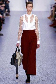 Chloé Paris Fashion Week