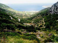 Looking at Komiža from the above. My Croatian Adventure #Vis #Croatia #summer