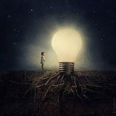 Amazing Surreal Photography Manipulation by Sarolta Bán