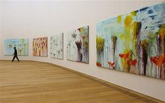Cy Twombly Cy Twombly, who died on July 5 aged 83, was a reclusive American painter whose work was so individual it barely needed a signatur...