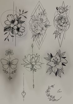 Lower Arm Tattoos, Foot Tattoos, Flower Tattoos, Body Art Tattoos, Sleeve Tattoos, Petite Tattoos, Mini Tattoos, Small Tattoos, Gizmo Tattoo