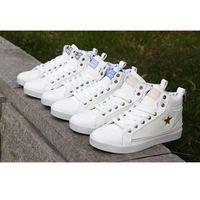 Transport gratuit 2014 de primăvară și de toamnă bărbați adidași moda pantofi casual uzura adidasi înălțime în creștere pantofi XMB012