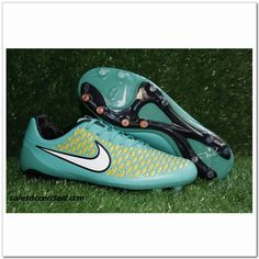 sports shoes 9096e ca319 Nike Magista FG 2014 World Cup Hyper Turquoise White  61.00