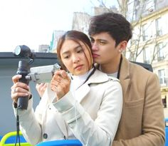 James Reid, Nadine Lustre, Jadine, Best Couple, Indian Bridal, New Movies, Cute Couples, Relationship Goals, Actors