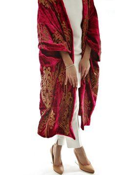 Street Street Chic Chic Pinterest Vintage Kimono r8rfxqTOw