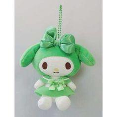 My Melody Idol Color Sailor Mascot Green