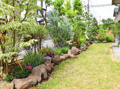 Garden Design, House Design, Stepping Stones, Outdoor Decor, Plants, Japanese Style, Porch, Gardening, Home Decor