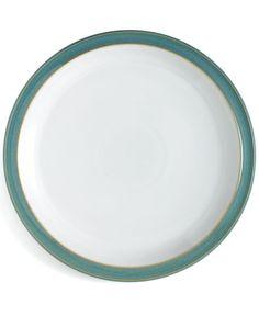 Denby Dinnerware Azure Dinner Plate  sc 1 st  Pinterest & Denby Caramel Stripes Dinner Plate #Denby | Denby Dinnerware ...