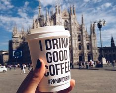 This Was Milan September 2016 Milan Duomo, North Country, Fashion Week 2016, Travel Mug, Italy, Mugs, Cups, Mug, Italia