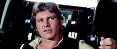 The only person who can pull off Han Solo is Harrison Ford.