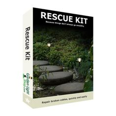 Cable Rescue Kit For Techmar Garden Lighting