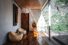 Interior design   decoration   home decor   materials   Casa Narigua (Foto: © Sofia Flores Chapa / divulgação)